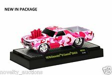 L45 82161 WC03  M2 MACHINE WILD CARDS 1970 CHEVROLET EL CAMINO SS454  1:64