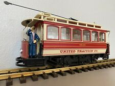 Bachmann 93939 :: United Traction Co. Electric Closed Street Car (Road # 1623)