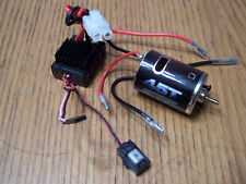 RC4WD Outcry II Waterproof ESC & 45T 540 Brushed Motor / Trail Finder 2 Crawler