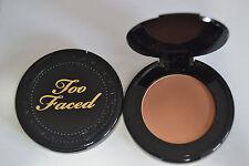 Too Faced Chocolate Soleil Matte Bronzer Medium/Deep 0.08 oz Travel Size