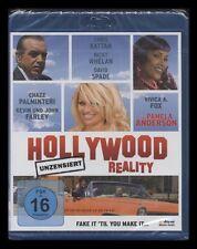 BLU-RAY HOLLYWOOD REALITY - UNZENSIERT mit PAMELA ANDERSON - Komödie *** NEU ***