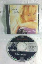 Tanya Tucker 20 Greatest Hits CD 1981 2000 Capitol Records (Twenty Music Tracks)