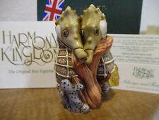 Harmony Kingdom Always & Forever Sea Horses UK Made Box Figurine