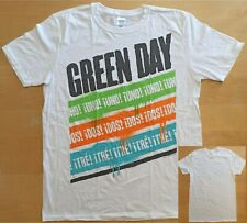 Official T-Shirt GREEN DAY : Uno ! Dos ! Tre !  - 2012 - (L)