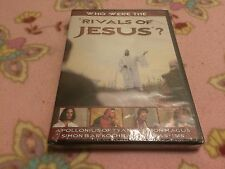 Who Were the Rivals of Jesus DVD / Bible / Christian / Appollonius Tyana Mithras