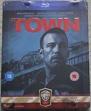 The Town ~UK Zavvi Blu-Ray Steelbook~ Ben Affleck / Jeremy Renner *NEW* OOP