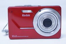Kodak EasyShare M340 10.2 MP Digital Camera - Red | FOR PARTS (56067)