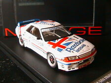 NISSAN SKYLINE GT-R #1 HASEMI OLOFSSON JTC WEST JAPAN 1990 HPI RACING 8605 1/43