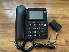 At&T Cl2940 Corded Speaker Telephone w/ Extra Large Lcd Display Used Very Little