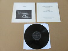 JOY DIVISION Closer FACTORY LP RARE UK ORIGINAL OLD BLUE? PRESSING FACT25