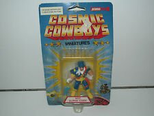 MOTU KO X-CHANGERS COSMIC COWBOYS MINI FIGURE SGT ALPHA CODY MOSC 1980s ACAMAS