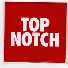 (FQ756) Top Notch, Manchester Orchestra - DJ CD
