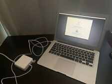 """Apple MacBook Air 13"""" Laptop 2013 - A1466 USED BUT WORKING/CLEAN BODY CONDITIONS"""