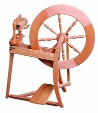 Ashford Traditional Spinning Wheel Natural (Not Laquered) TDSW