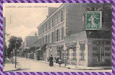 CABOURG - Avenue de la Mer - Hôtel du casino