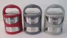 Stainless Steel Unbranded Tupperware Lunchboxes & Bags