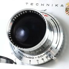 :Schneider Linhof Tele-Xenar 240mm f5.5 Lens in Technika Board [EX+++]