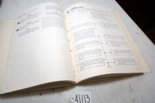 Hyster n30ba n40ba n50ba n30br n40br Service Manual (Inv.41113)
