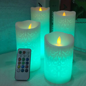 LED Flameless Candle Battery Operated Tea Light Flickering Wedding Celebration