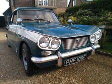Triumph Vitesse 2000cc Mk1 - 1967 - Long Mot - Track Day Car - Revolution Wheels