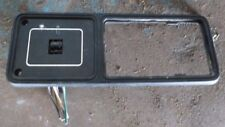Jeep Cherokee XJ 94-8/97 Right Rear Window Switch
