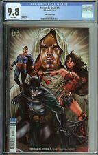 HEROES IN CRISIS #1 CGC 9.8 MARK BROOKS VARIANT COVER IN HAND 1:100