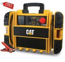 NEW CAT Portable Jump Starter 2000 Peak/1000 Instant Amps Car Auto Power Vehicle