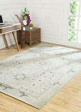 Handmade Woolen Living Dining Bed Drawing Room Rug Carpet  5' x 8' Home Decor