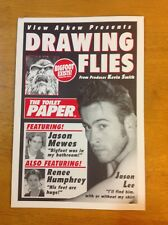 Drawing Flies (DVD, 2002, Includes Both Standard Version and Directors Cut)