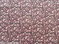 Liberty Tana Lawn Cotton Fabric KINETIC 'C' 1.25m Pink Spot Design 125cm