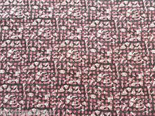 Liberty Tana Césped Tela De Algodón Kinetic 'C' 1.25m Rosa Diseño De Punto 125cm