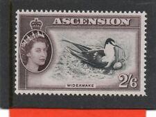 Ascension QE2 1956 2/6s black&dp.dull purple sg 67 H.Mint