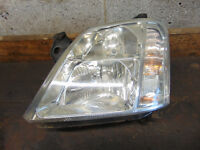 Vauxhall Meriva A 03-09 Passenger Left Headlight Front Head Light
