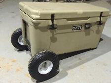 Chilly Wheelies - Wheel Kit for Yeti 50 QT Cooler