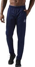 Reebok Stacked Logo Mens Training Pants - Navy
