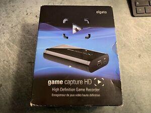 ELGATO GAME CAPTURE HD - Capturadora de Vídeo - ElGato Game Capture