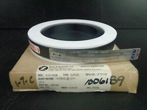 ZOOK ~ Graphite Rupture Disc ~ 4in - 150# ~ Duplex ~ PN: 1006189 (NEW in BOX)