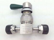 Swagelok SS-DLFR4-PX, 1/4 FVCR Diaphragm Valve