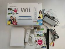 Nintendo Wii Konsole Family Edition Weiß mit OVP + Controller + Wii Sports uvm.