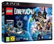 PS3 - LEGO Dimensions - Starter Pack - Playstation Spiel