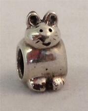 Authentique Original 925ALE Pandora Minou Charm argenté 790284