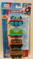 "Thomas & Friends Metal Trackmaster PUSH ALONG ""CELEBRATION TIME"""