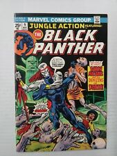 Jungle Action, Black Panther #9,(1974),  VF Shape, Marvel Comics, FREE SHIPPING