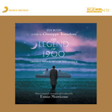 Ennio Morricone The Legend of 1900 Soundtrack Numbered Limited Edition K2 HD Imp