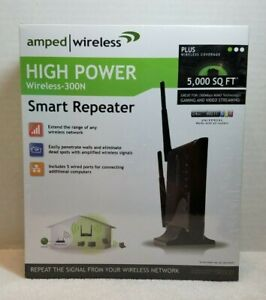 Amped Wireless High Power Wireless-300N Smart Repeater