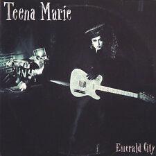 TEENA MARIE Emerald City US Press Epic AL 40318 1986 LP