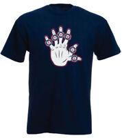 """Tom Brady New England Patriots """"6 Super Bowl Rings"""" 53 Champions T-Shirt"""