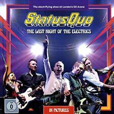 Status Quo-THE LAST NIGHT OF THE ELECTRICS CD NEW