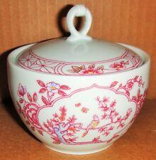 Johnson Brothers Singapore Bird Fine China Porcelain Covered Sugar Bowl (NEW)