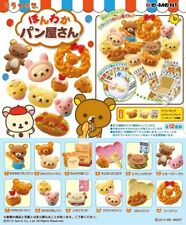 2010 Re-ment Rilakkuma Mini Bakery - Full Set NIB